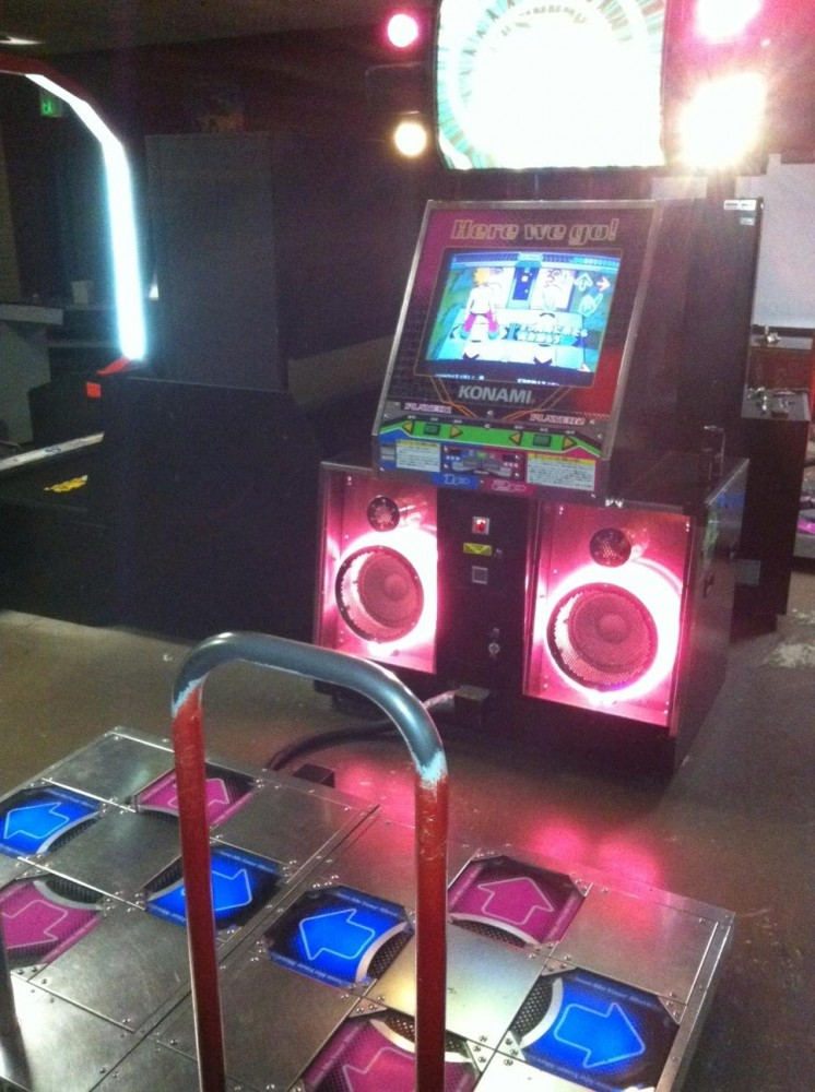 DDR Dance Dance Revolution Extreme 8th Mix for sale $4500 ...