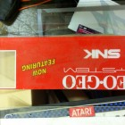 Neo Geo system SNK marquee