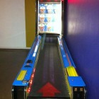 BASKET FEVER skee ball basket rolldown redemption BAY-TEK