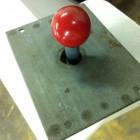 ms pac man joystick original