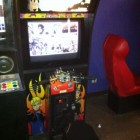 Wild Rider motorcycle arcade game!