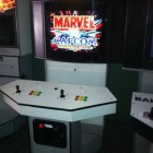 Marvel Vs. Capcom show piece cabinet