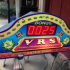 VRS video redemption system bonus marquee lazer tron