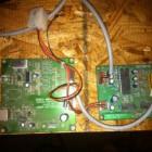 Namco RGB\NTSC converter rev B