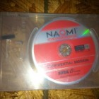 Confidential Mission Sega Arcade Naomi gd-rom disk