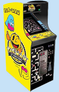 ms pac man arcade game for sale